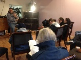 Bible Study in Parkdale, Toronto