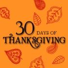 30-days-of-thanksgiving