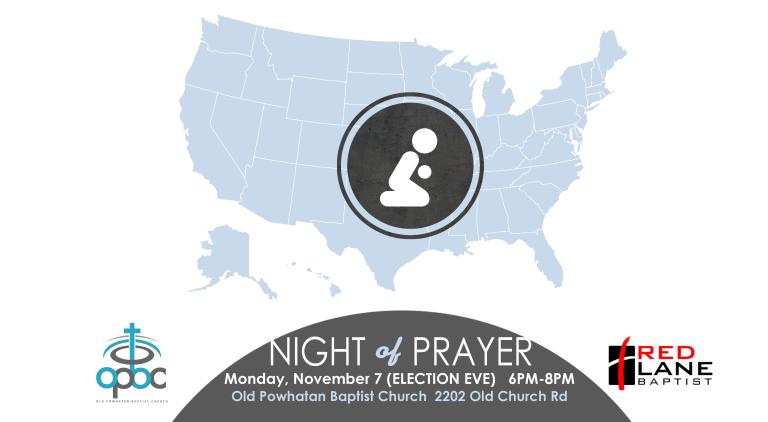 night-of-prayer