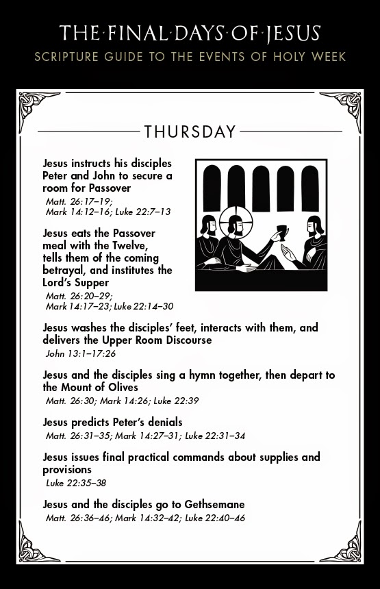 Holy-Week-Final-Days-of-Jesus-Maundy-Thursday-Crossway-Emmaus-City-Church-Worcester-MA