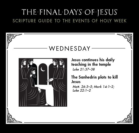 5-Final-Days-of-Jesus_Holy-Week-Wednesday