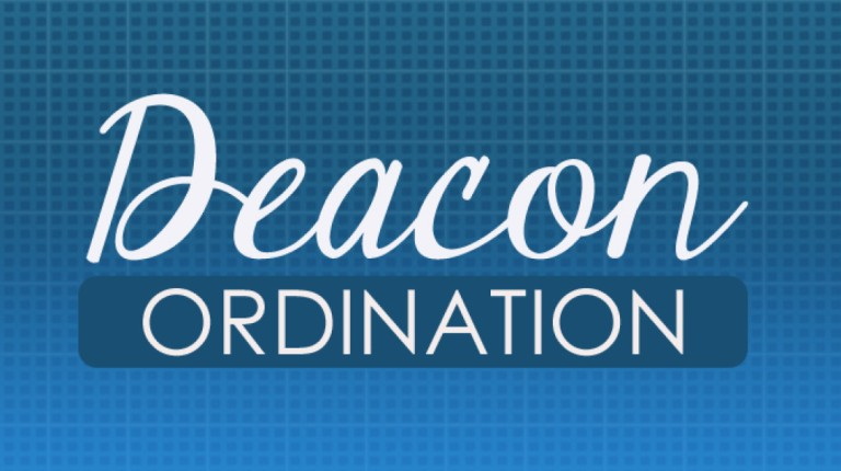 deacon+ordination